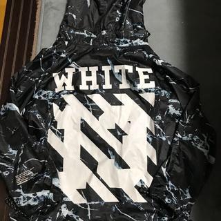 オフホワイト(OFF-WHITE)のoff-white マウンテンパーカー(マウンテンパーカー)
