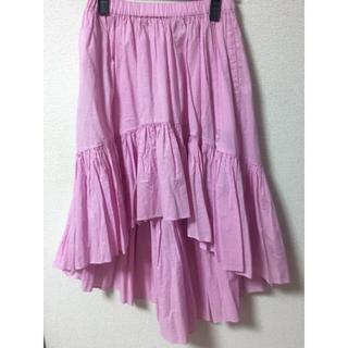 デイシーミー(deicy me)のdeicy  スカート   新品未使用(ひざ丈スカート)
