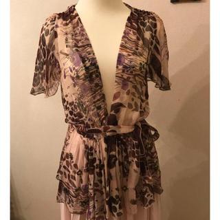 アンティックバティック(Antik batik)の美品 アンティックバティック  カットソー(カットソー(半袖/袖なし))