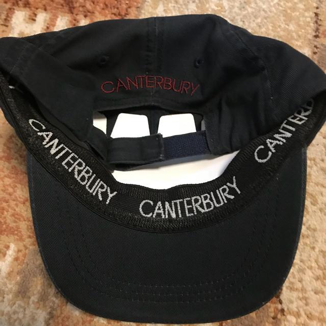 681f15c5d475f3 CANTERBURY(カンタベリー)のカンタベリー キャップ キッズ 新品 帽子 スポーツ/アウトドアのスポーツ/