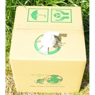 「えがおの力」植物由来のやさしい生活石けん18L お徳用(送料無料)(洗剤/柔軟剤)