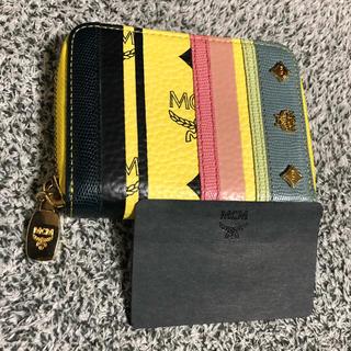 エムシーエム(MCM)のMCM ミニウォレット コインケース 財布(財布)
