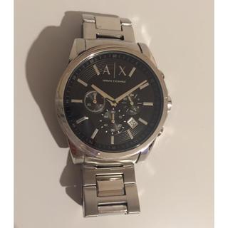 アルマーニエクスチェンジ(ARMANI EXCHANGE)のARMANI EXCHANGEメンズ腕時計(金属ベルト)