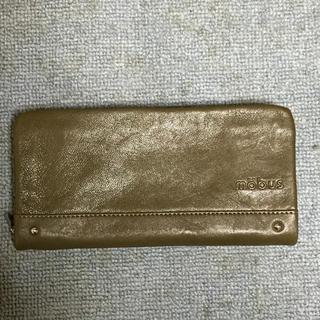 モーブス(mobus)のMOBUS長財布(長財布)