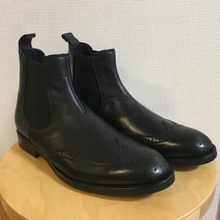 ブッテロ(BUTTERO)の【新品】LEONARDO PRINCIPI サイドゴアブーツ(ブーツ)