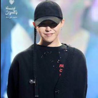 ビッグバン(BIGBANG)の人気 ロングアジャスター キャップ 韓国 K-POP BIGBANG ジオン(キャップ)