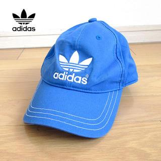 アディダス(adidas)のadidas originals アディダス トレフォイルキャップ ブルー(キャップ)