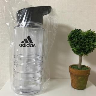 アディダス(adidas)のストロー付きボトル*adidas(タンブラー)
