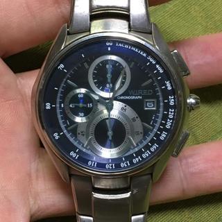 ワイアード(WIRED)の腕時計 WIRED 腕時計 アナログ(腕時計(アナログ))