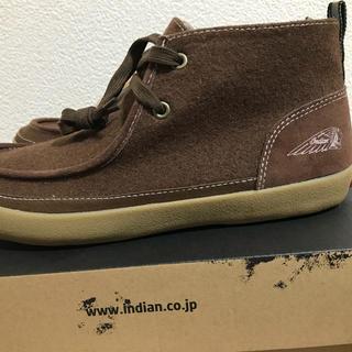 インディアン(Indian)のIndian ブーツ 限定価格(ブーツ)