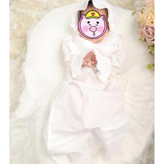 クリスチャンディオール(Christian Dior)の美品 新生児ディオール ファストドレス セレモニードレス(お宮参り用品)