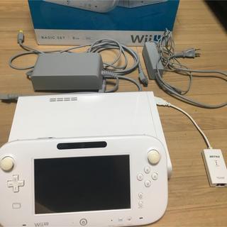 ウィーユー(Wii U)のとっかん様専用(家庭用ゲーム機本体)