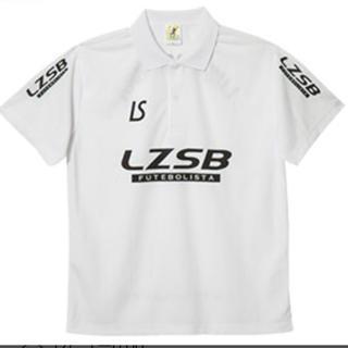 ルース(LUZ)のLUZeSOMBRA/ルースイソンブラ ホワイト ポロシャツ X L(ウェア)