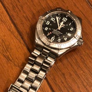 ブライトリング(BREITLING)のブライトリング スーパーオーシャンプロフェッショナル A17345(腕時計(アナログ))