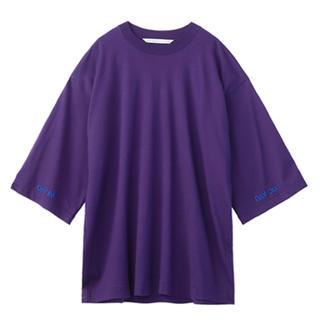 ジョンローレンスサリバン(JOHN LAWRENCE SULLIVAN)のJOHN LAWRENCE SULLIVAN 18ss オーバサイズ7部袖TEE(Tシャツ/カットソー(半袖/袖なし))
