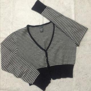 ザラ(ZARA)の子供服ZARAKidsボーダーザラカーディガン美品H&Mセオリーポーター(その他)