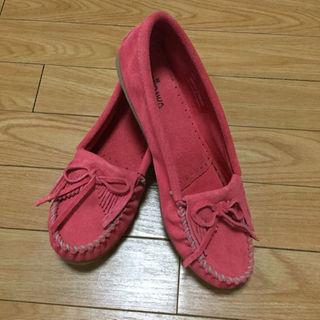 ミネトンカ(Minnetonka)のお値下げ☆ミネトンカ MINNETONKA 新品(ローファー/革靴)