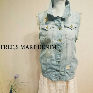 FREE'S MART - Gジャン♥ダメージ