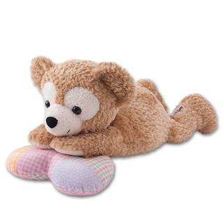 ディズニー(Disney)の【新品・未使用】ダッフィーのハートウォーミング♡デイズ 抱き枕(クッション)