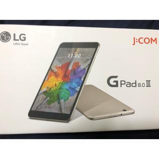 エルジーエレクトロニクス(LG Electronics)のLGタブレット(タブレット)