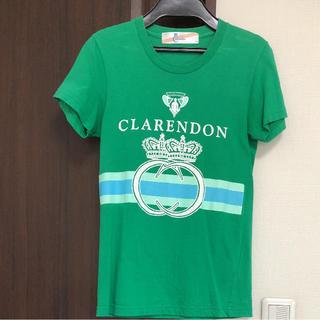 クラレンドン(Clarendon)のclarendon  Tシャツ   (Tシャツ(半袖/袖なし))