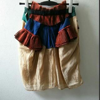 トーガ(TOGA)の☆TOGA ARCHIVES トーガ アーカイブス コレクションラインスカート☆(その他)