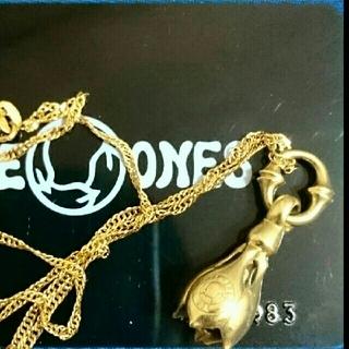 ロンワンズ(LONE ONES)のロンワンズ K18ygティアベルSサイズ(ネックレス)