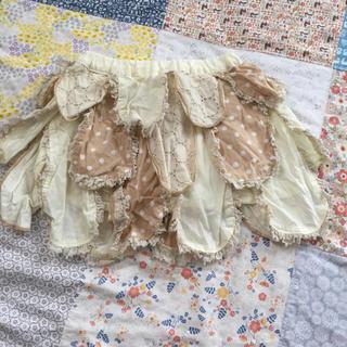 バックアレイ(BACK ALLEY)のBOOFOOWOO BACK ALLEY スカート size110(スカート)