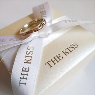 ザキッス(THE KISS)のTHE KISS silverリング(リング(指輪))
