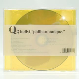 C211 未使用 Q;indivi philharmonique; CD(ワールドミュージック)