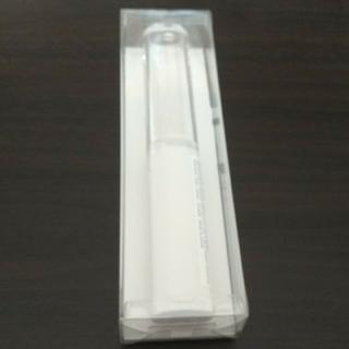 ムジルシリョウヒン(MUJI (無印良品))の無印良品 音波電動歯ブラシ 新品未開封(電動歯ブラシ)