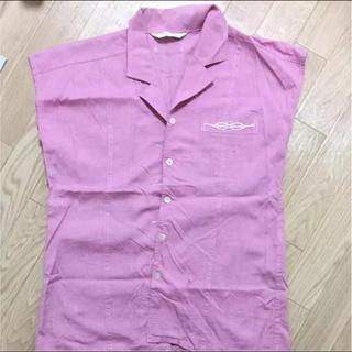 クリスチャンディオール(Christian Dior)のディオール シャツ(シャツ/ブラウス(半袖/袖なし))