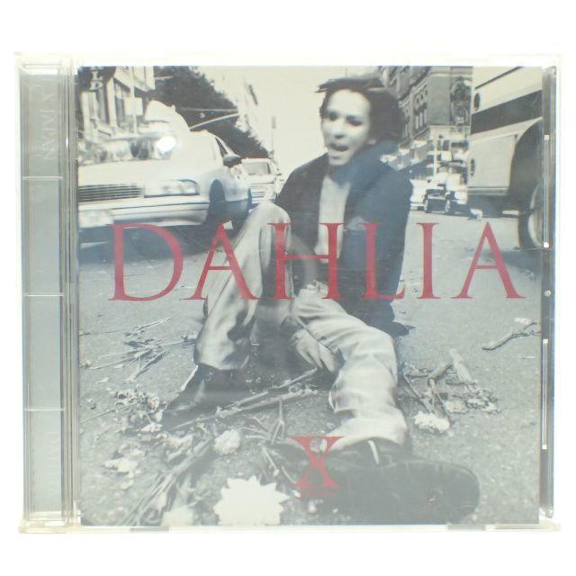 C273 X JAPAN DAHLIA 再生確認済み エンタメ/ホビーのCD(ポップス/ロック(邦楽))の商品写真