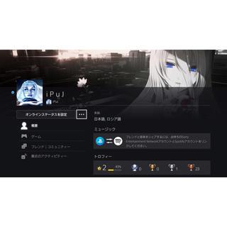 PlayStation - PSN 4文字ID