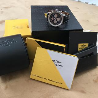 ブライトリング(BREITLING)のブライトリングナビタイマー01(腕時計(アナログ))