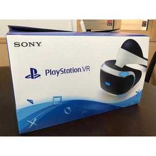 プレイステーションヴィーアール(PlayStation VR)の【送料無料】PSVR 旧型 カメラ非同梱版+PlayStationカメラ(家庭用ゲーム機本体)