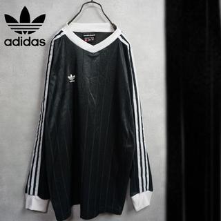 アディダス(adidas)の90s アディダス ロンT USA製(Tシャツ/カットソー(七分/長袖))