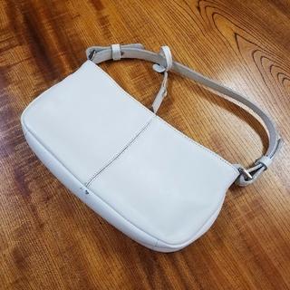 ツチヤカバンセイゾウジョ(土屋鞄製造所)の土屋鞄 ハンドバッグ ホワイト ベージュ レザー レディース バッグ(ハンドバッグ)