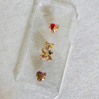 antique bear iphone case(スマホケース)