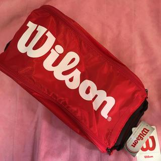 ウィルソン(wilson)のウィルソン シューズケース(その他)