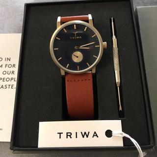 TRIWA トリワ FALKEN ファルケン LOCH 腕時計 ユニセックス
