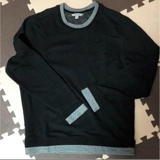 カルバンクライン(Calvin Klein)のCalvin klein jeans カルバンクライン トレーナー スウェット(スウェット)