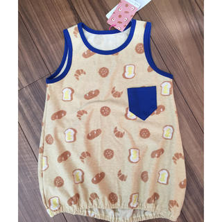 マルーク(maarook)の人気急上昇子供服ブランドMoLモル未使用タグ付きタンクトップ130㎝(Tシャツ/カットソー)