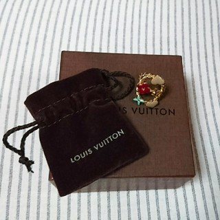 ルイヴィトン(LOUIS VUITTON)のヴィトン スウィートモノグラム リング(リング(指輪))