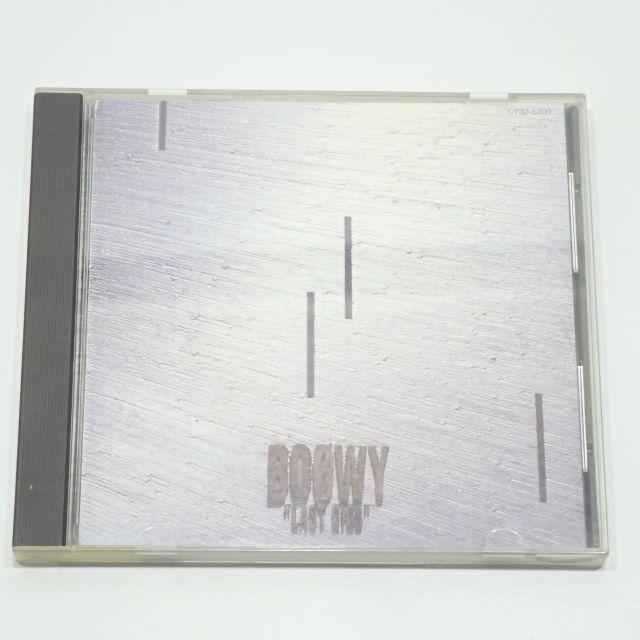 C366 BOOWY LAST GIGS ライブアルバム エンタメ/ホビーのCD(ポップス/ロック(邦楽))の商品写真
