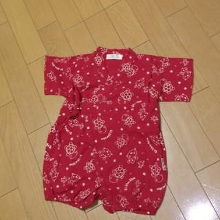 シシュノン(SiShuNon)の70ロンパース甚平(甚平/浴衣)