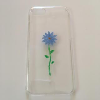 フラワー(flower)のiPhone 7 8 対応 ハードケース(スマホケース)