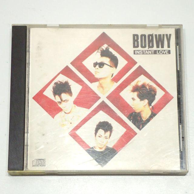 C369 BOOWY インスタント・ラブ INSTANT LOVE エンタメ/ホビーのCD(ポップス/ロック(邦楽))の商品写真