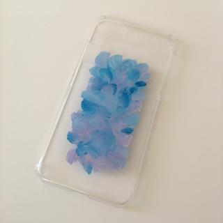 フラワー(flower)のiPhone7 8 対応 ハードケース(スマホケース)