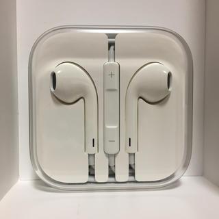 アップル(Apple)の純正 イアホン Apple(ヘッドフォン/イヤフォン)